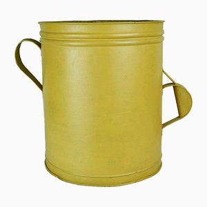 Yellow Painted Bucket, 1960s