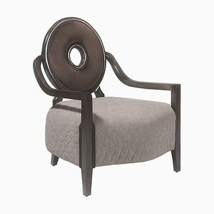 Circle Luxury Armchair by Zenza