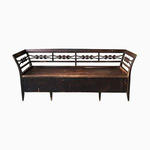 Antique Swedish Kitchen Sofa, 1920s