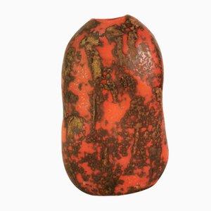 Portuguese Ceramic Vase by Cerarpa, 1970s