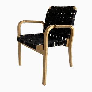 Bentwood Model 45 Side Chair by Alvar Aalto for Artek, 2000s