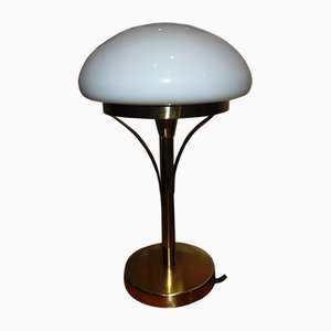 Vintage Brass Table Lamp, 1970s
