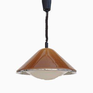 Lampe à Suspension Modèle Kuala Mid-Century par Franco Bresciani pour Guzzini, Italie, 1970s