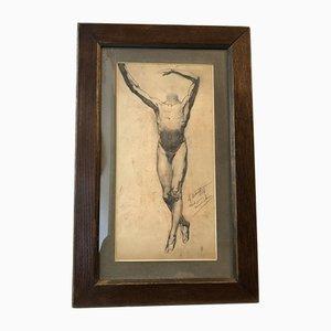 Zeichnung von Delmotte Marcel, 1934