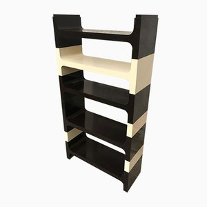 Modular Bookcase by Jo Je Bins for Vardani, 1970s