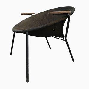 Mid-Century Baloon Club Chair von Lea, 1960er