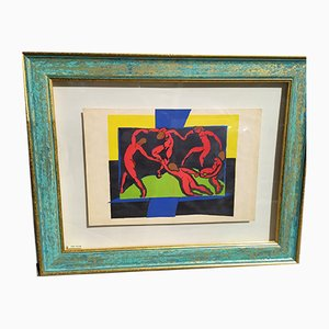 Lithographie The Dance par Henri Matisse, 1939