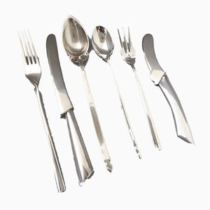 Cutlery Set by Bořek Šípek for Driade, 1988, Set of 36