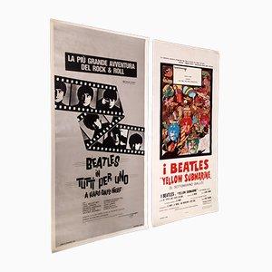 Beatles Movie Posters, 1968, Set of 2