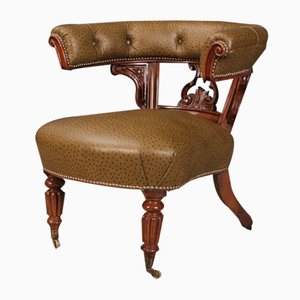 19th Century William IV Captains Chair