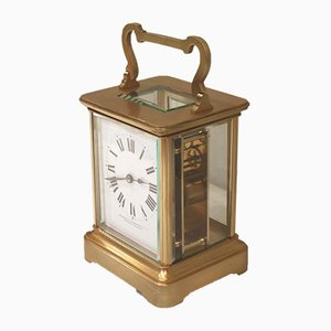 Giant Timepiece Carriage Clock, 1905