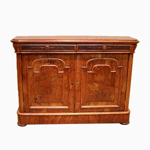 Oak Side Cabinet, 1890s