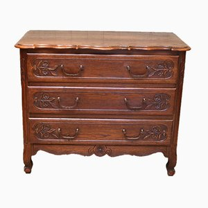 French Oak Chest of Drawers, 1900s