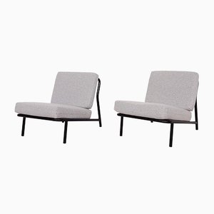 Model 013 Lounge Chairs by Alf Svensson for Dux, Sweden, 1960s, Set of 2