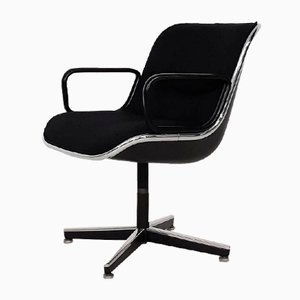 Desk Chair by Charles Pollock for Knoll, Germany, 1960s