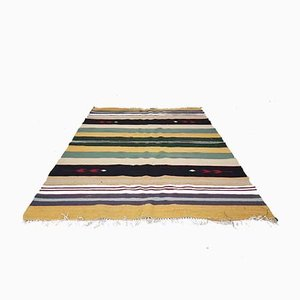 Vintage Woolen Carpet
