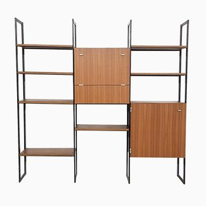 Belgian Wall Unit by Pierre Guariche for Meurop, 1960s