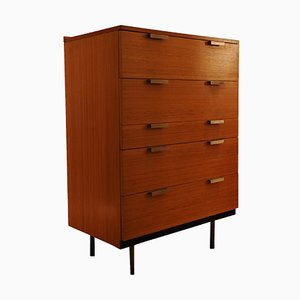 Tallboy Chest of Drawers by John & Sylvia Reid for Stag, 1960s