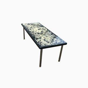 Table Basse en Résine par Pierre Giraudon, 1970s