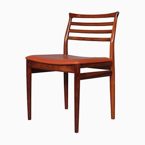 Rosewood Dining Chair by Erling Torvits, 1960s