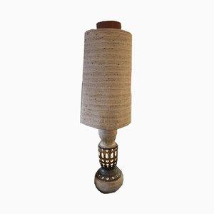 Keramik Stehlampe von Georges Pelletier, 1970er