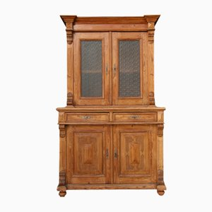 Antique Softwood Kitchen Buffet