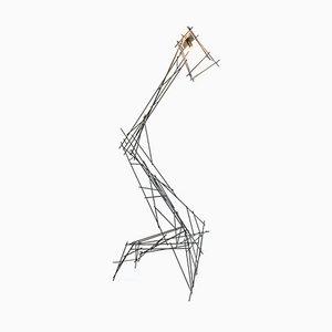 Sketched Floor Lamp by Kiki Van Eijk & Joost Van Bleiswijk
