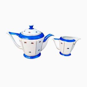 Teekanne von Electro Cerâmica, 1960er, 2er Set