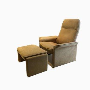 Vintage Modell DS-50 Sessel von Desede, 1970er, 2er Set