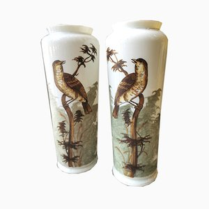 Antique Vases, 1930s, Set of 2