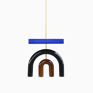 TRN Ceiling Lamp Model D1 by Pani Jurek