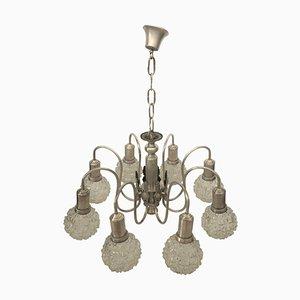 Art Deco Spider Ceiling Lamp, 1960s