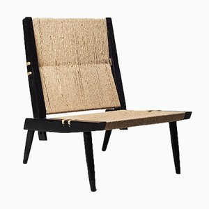 Rosewood Grass Chair by George Nakashima for NID, 1968