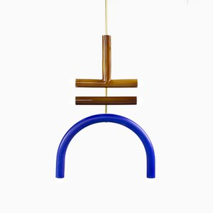TRN Ceiling Lamp F2 by Pani Jurek