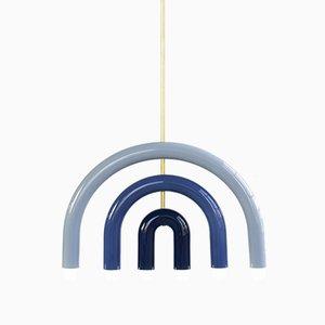 TRN Deckenlampe Modell F1 von Pani Jurek
