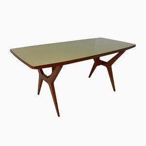 Table de Salle à Manger Attribuée à Gio Ponti pour La Permanente Mobili Cantù, Italie, 1950s