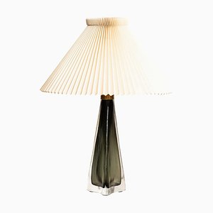 Swedish Model RD1319 Table Lamps by Carl Fagerlund for Orrefors, 1960s, Set of 2