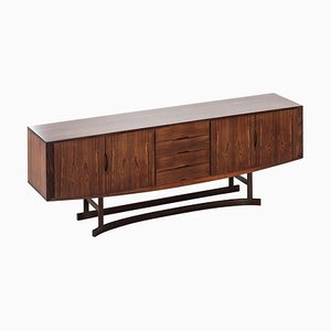 Danish Rosewood Model HB20 Sideboard by Johannes Andersen for Hans Bech, 1968