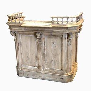 Comptoir de Boutique ou d'Hôtesse Antique, France