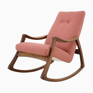Czech Rocking Chair from Thon, 1960s