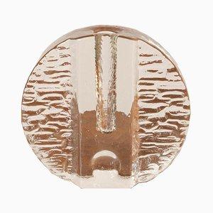 Deutsche Glas Solifleur Vase von Walther Glas, 1960er