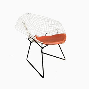 421 Diamond Chair von Harry Bertoia für Interna, 1950er
