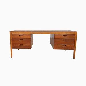 Teak Desk by Hartmut Lohmeyer, Germany, 1950s