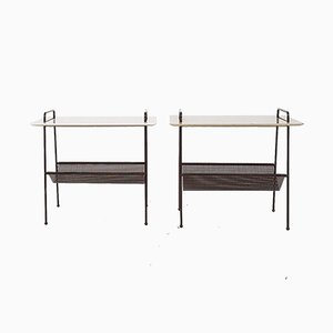 Dutch TM04 Side Table or Magazine Rack by Cees Braakman for Pastoe, 1950s