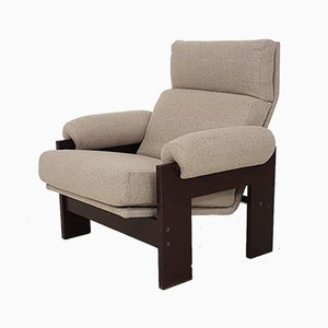 Wenge Modell SZ24 Sessel von Martin Visser für 't Spectrum, Niederlande, 1960er