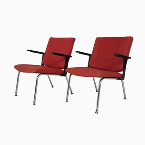 Vintage Lounge Chair by A R Cordemeyer for Gispen