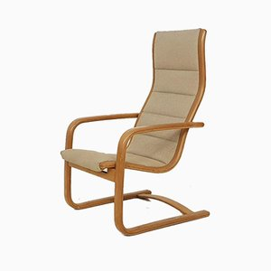 Vintage Lounge Chair by Yngve Ekstrom for Swedese