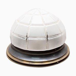 Lámpara de techo vienesa modernista, años 10
