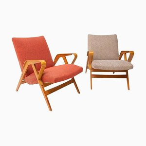 Armchairs by Frantisek Jirak for Tatra, 1960s, Set of 2