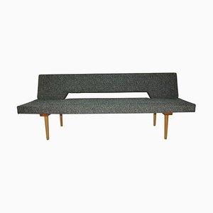 Adjustable Sofa-Bench by Miroslav Navrátil, Czechoslovakia, 1960s